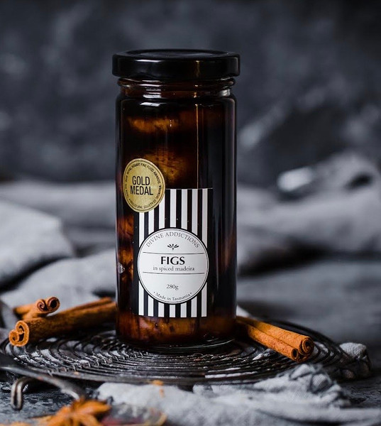Divine Addictions Spiced figs 280g