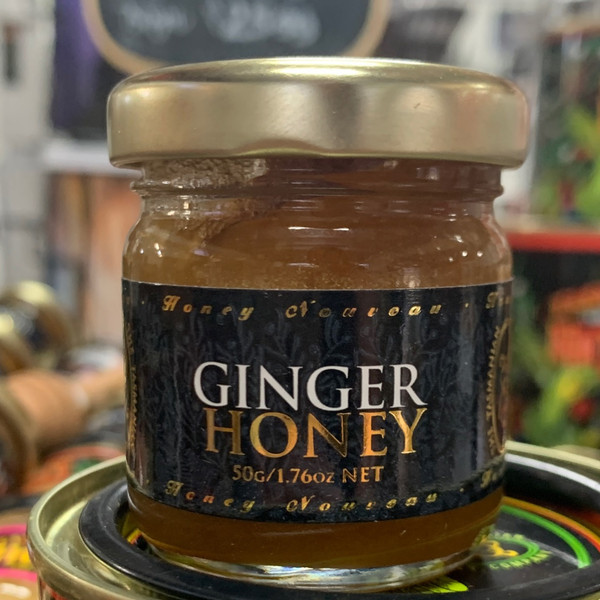 Tasmanian Ginger Honey 50g