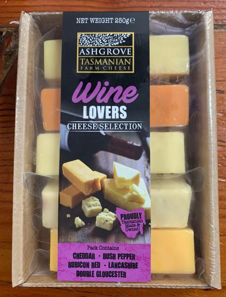 Ashgrove Wine Lovers  5 x 50g