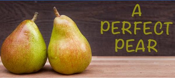 A perfect Pear - Pear jam 140g