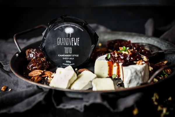 Grandvewe TOTO Sheep Style Camembert 150g