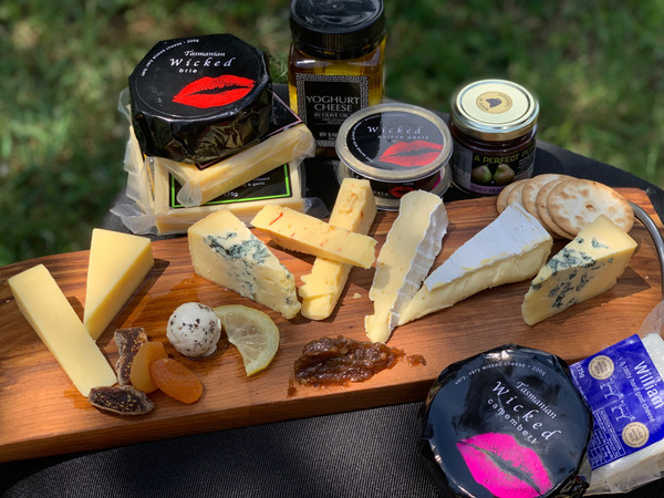 Tasmanian Cheese box  for 3 months!!
