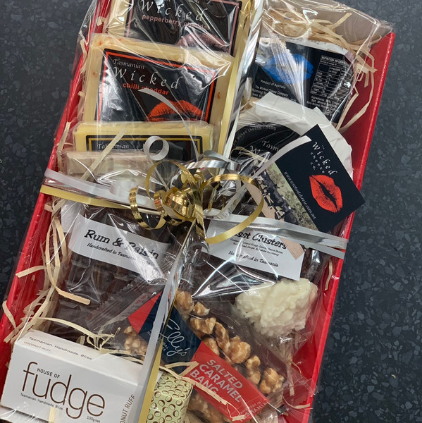 Hamper 18.  Sweets  & Cheese