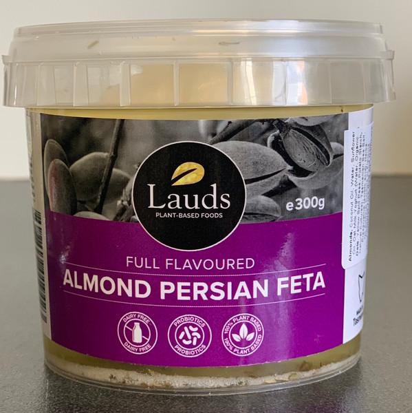 Lauds Plant Based - Almond Persian Fetta 300g
