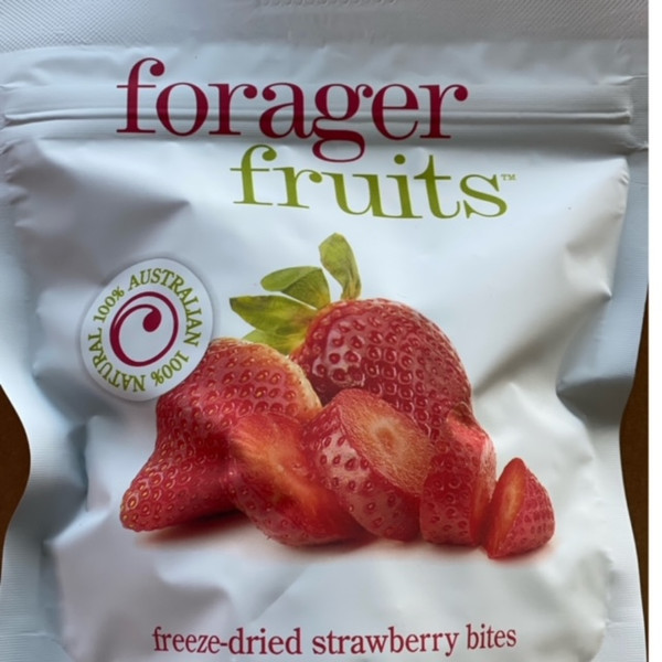 The Forager Food Co. Freeze Dried Fruit  15 - 20g