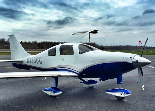PURCHASED - 2006 Columbia/Cessna 400 Corvallis (May 2015)