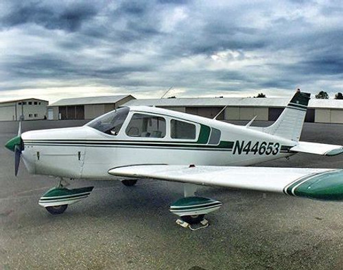 PURCHASED - 1974 Piper PA-28-140 Cherokee