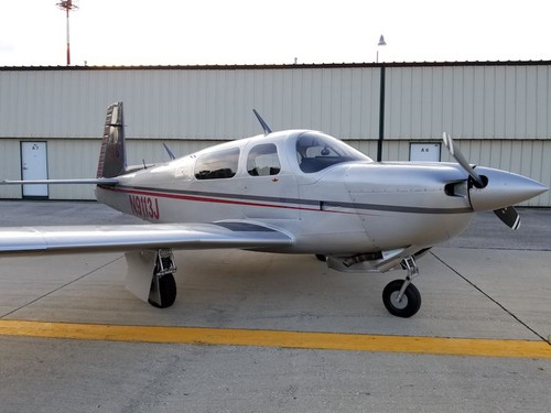 PURCHASED - 1990 Mooney M20J 201 MSE (Aug 2017)
