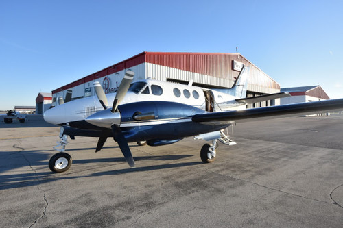 PURCHASED - 1973  Beechcraft E90 King Air - (Oct 2017)