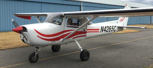 "SOLD - 1968 Cessna 150H ""Lucy"" (Dec 2017)"