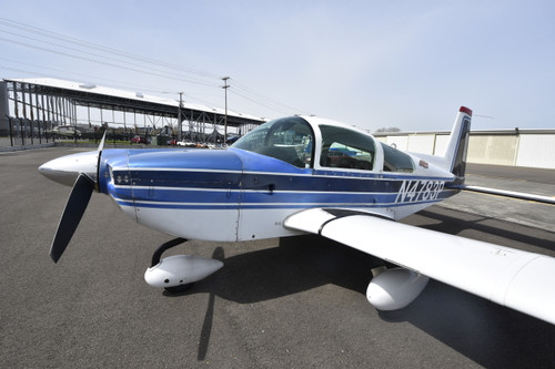 SOLD -  1977 Grumman American AA-5B Tiger (Apr 2018)
