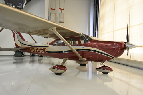 PURCHASED -  2007 Cessna T182T Turbo Skylane (May 2018)
