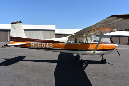 SOLD - 1958 Cessna 172 Skyhawk Straight Tail (Aug 2018)