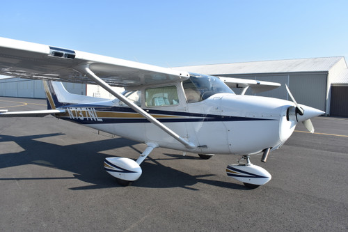 SOLD - 1978 Cessna 172N Skyhawk with 180 HP (Sep 2018)