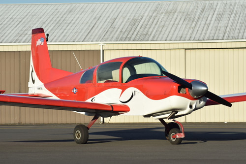 SOLD - 1972 Grumman American AA5 Traveler (Nov 2018)