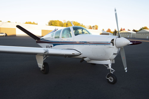 SOLD - 1954 Beechraft E35 Bonanza (Oct 2018)