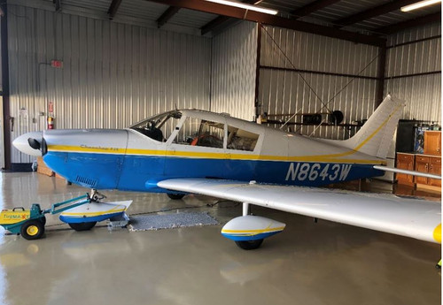 PURCHASED- 1963 Piper PA-28-235 Cherokee (Oct 2018)