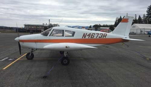 SOLD - 1966 Piper PA-28-140 with 150 HP (Apr 2019)