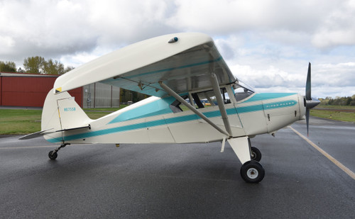 FOR SALE - 1956 Piper PA-22-150 Tailwheel Pacer