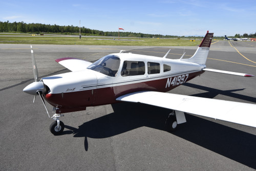 FOR SALE - 1974 Piper PA-28R-200 Arrow II with ADS-B in/out