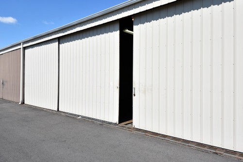 SOLD - Aircraft T-Hangar at Bellingham International Airport  (Jul 2019)