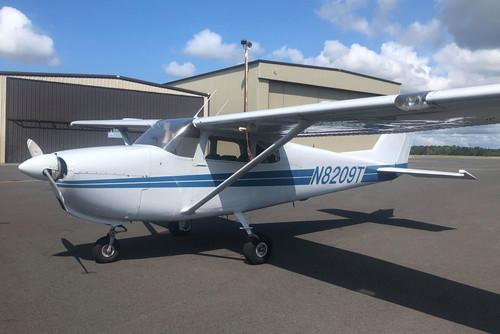 SOLD - 1960 Cessna 175B Skylark 100 hp (Jul 2019)