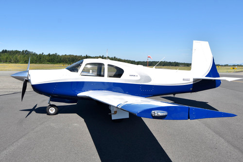 SOLD - 1964 Mooney M20E Super 21 w/ADS-B (Aug 2019)