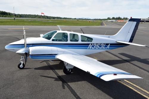 SOLD - 1970 Beechcraft 55 Baron (Jul 2020)