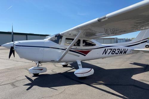 PURCHASED- 1998 Cessna 182S Skylane (May 2020)