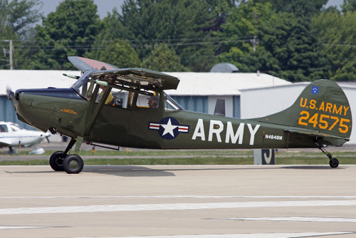PURCHASED - 1957 U.S. Army Cessna L-19 Bird Dog (Jun 2020)