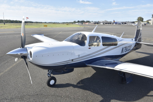 FOR SALE - 2008 Mooney M20TN Acclaim Type S with WAAS & ADS-B