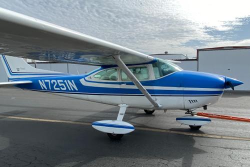 PURCHASED - 1974 Cessna 182P Skylane (Nov 2020)