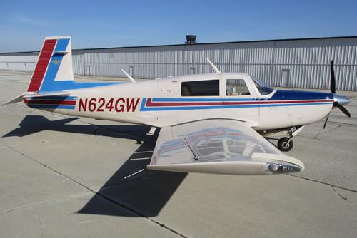 PURCHASED - 1984 Mooney M20K 231 (Dec 2020)
