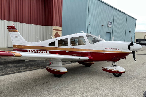 PURCHASED- 1978 Piper PA-28-181 Archer II  (Mar 2021)