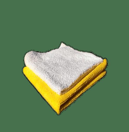 Koenig's Terry Cloth & Microfiber Towel Set