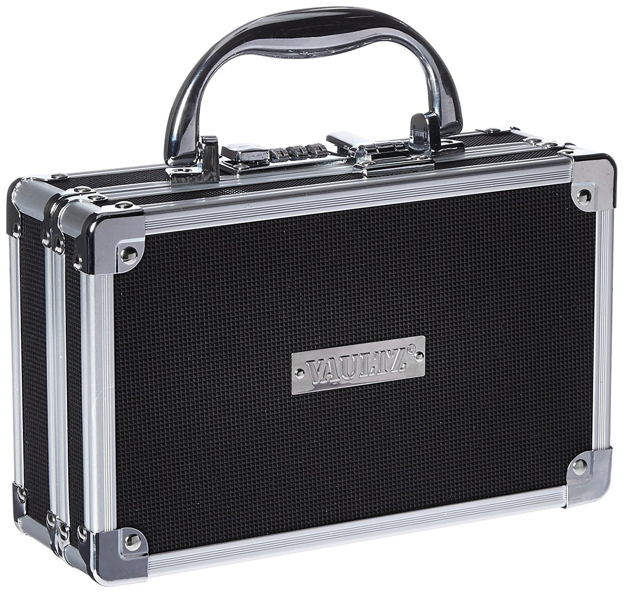 Vaultz Security Box Black