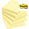 Post-it Notes, 3 in x 3 in, Canary Yellow