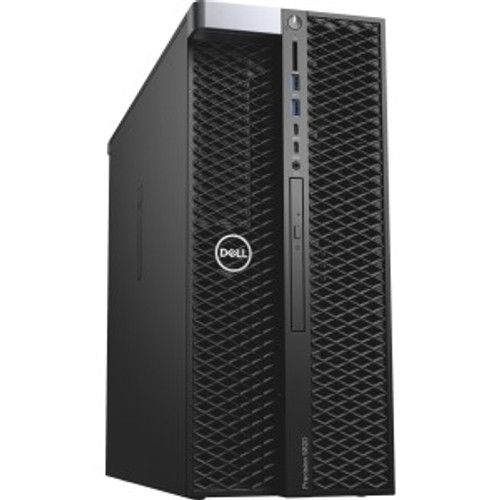 Dell Precision 5000 5820 Workstation - 1 x Xeon W-2123 - 16 GB RAM - 1 TB HDD - 512 GB SSD - Tower