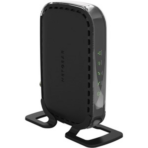 Netgear DOCSIS 3.0 8x4 Cable Modem - 1 x Network (RJ-45) - F-type - Gigabit Ethernet - Desktop 3
