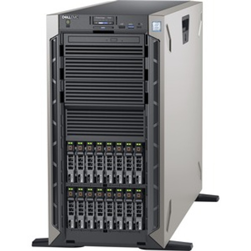 Dell EMC PowerEdge T640 5U Tower Server - 2 x Xeon Silver