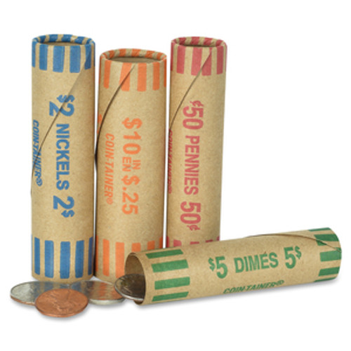 PAP-R Tubular Coin Wrappers