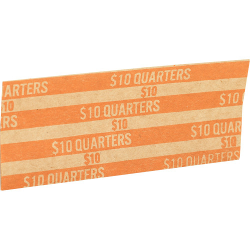 Sparco Flat Coin Wrappers