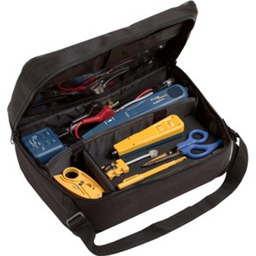 Fluke Networks Electrical Contractor Telecom Kit II (with Pro3000 T&P Kit) KIT II W/ PRO3000 TONE AND PROB