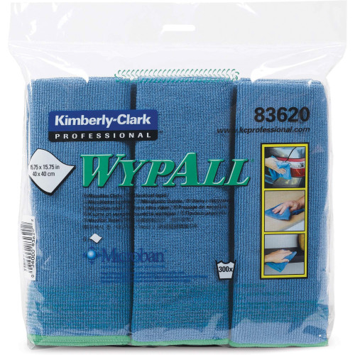 Wypall Microfiber Cloths