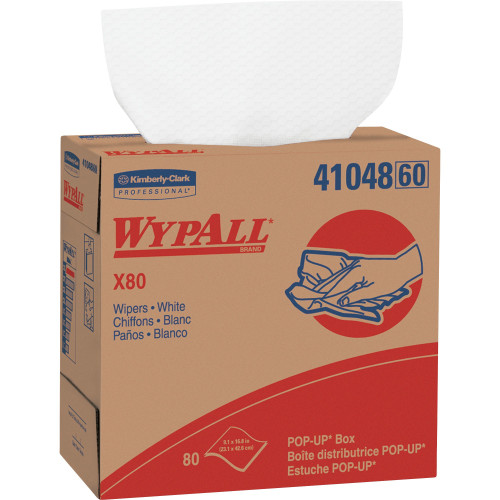 Wypall X80 Wipers Pop-up Box