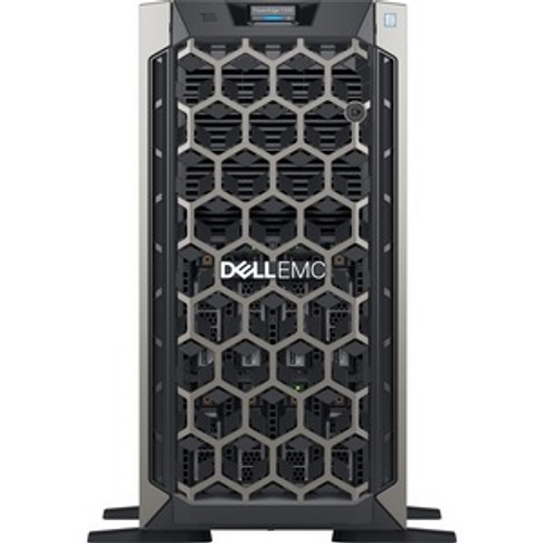 Dell PowerEdge T340 5U Tower Server 1 x Xeon E-2134 8 GB RAM 1 TB (1 x 1 TB) HDD