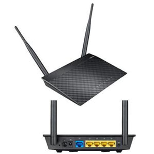 Asus RT-N12 D1 IEEE 802.11n Wireless Router