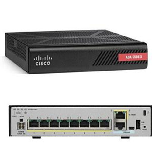 Cisco ASA 5506-X Network Security Firewall Appliance