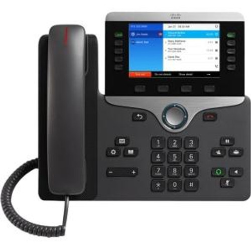 Cisco 8841 IP Phone - Wall Mountable