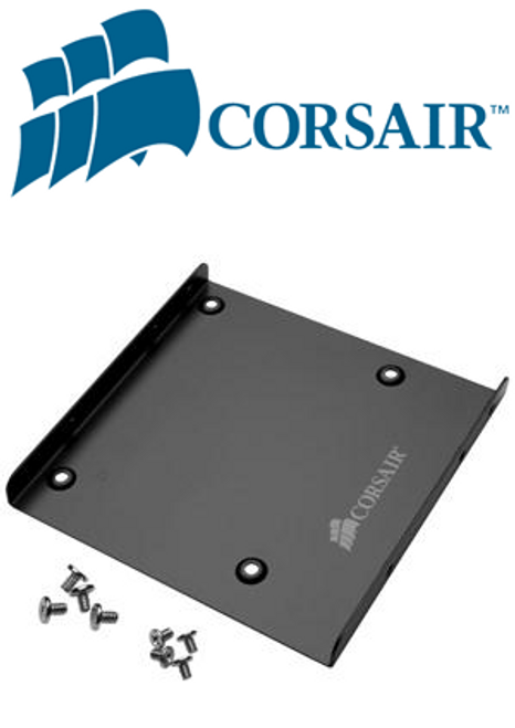 Corsair Mounting Bracket for Solid State Drive - Black